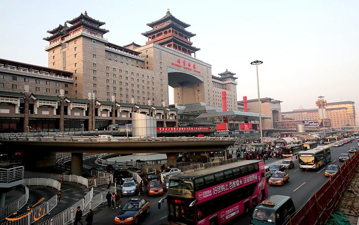 هزینه حمل و نقل در شهر پکن