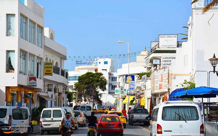 هزینه حمل و نقل در تونس