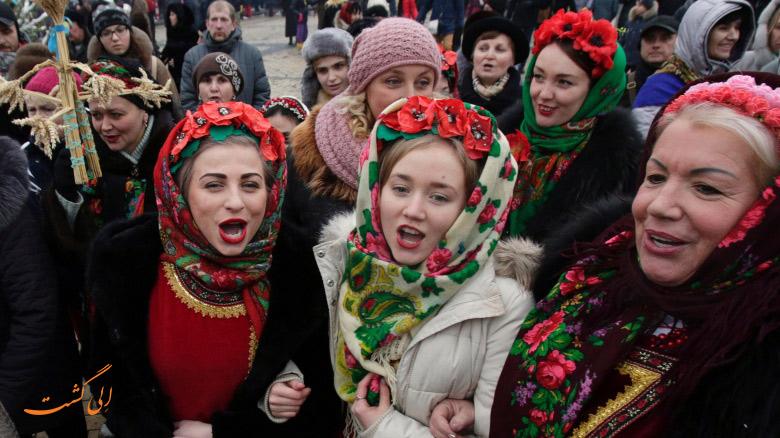 سنت های اوکراین