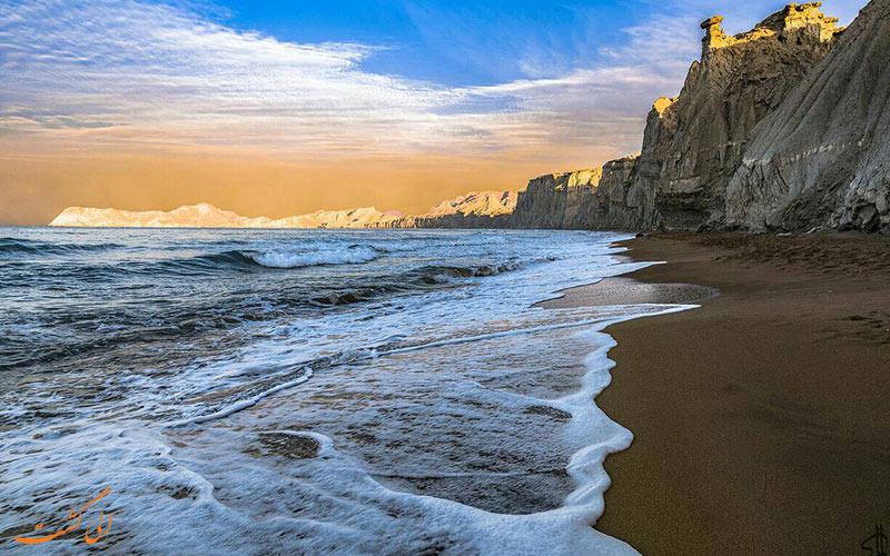سواحل زیبا