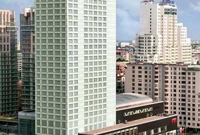 هتل هیلتون ورشو Hilton Warsaw Hotel- الی گشت