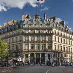 معرفی هتل ۵ ستاره دو لوور در پاریس