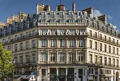 هتل دو لوور پاریس   Hôtel du Louvre- الی گشت