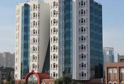 هتل گرند یوروپ باکو Grand Hotel Europe- الی گشت