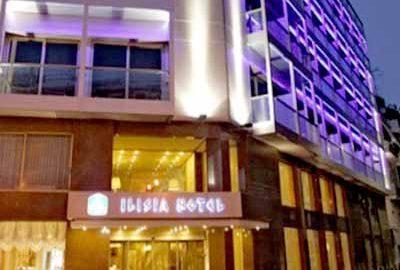 هتل بست وسترن ایلیسیا آتن best western ilisia hotel- الی گشت