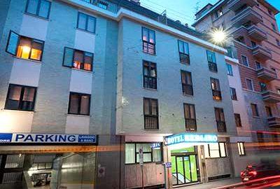هتل برلینو میلان Hotel Berlino- الی گشت