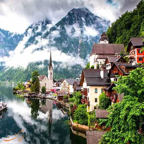 عکس های از طبیعت اروپا