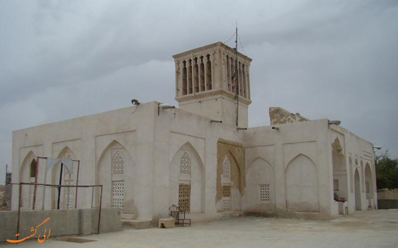 مسجد-جامع-بردستان