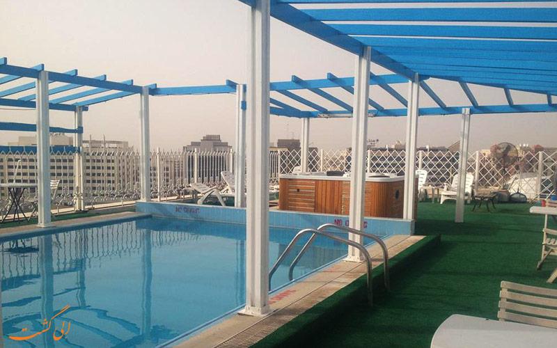 هتل دریم پالاس در دبی