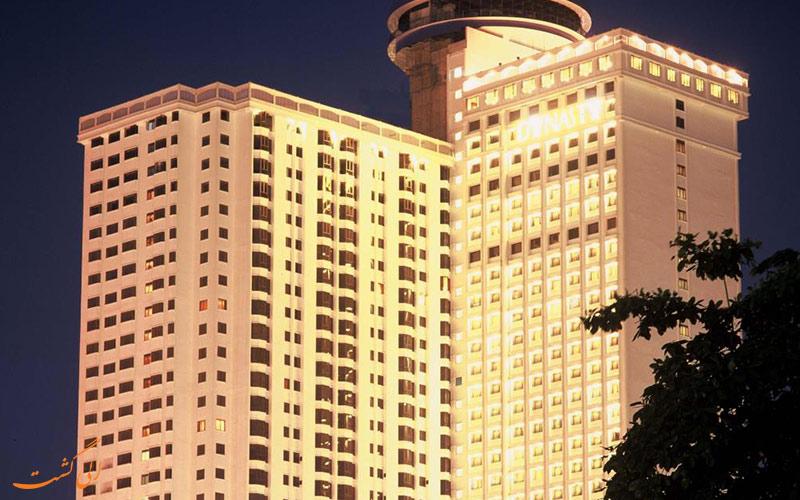 هتل داینستی در کوالالامپور