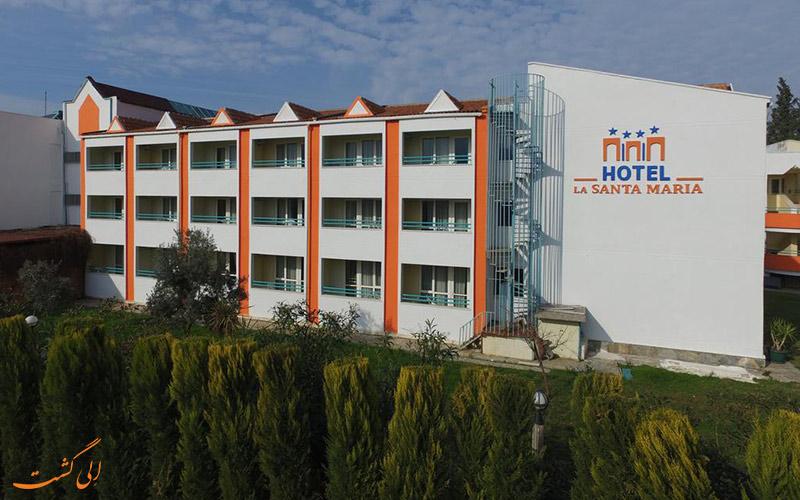 هتل لوانا سانتا ماریا در کوش آداسی
