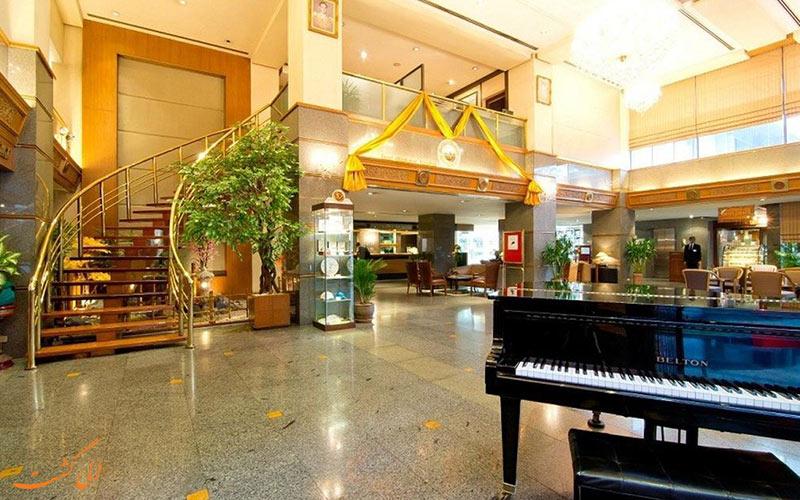 هتل منهتن بانکوک