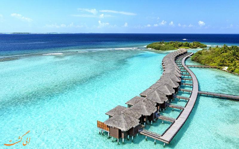 هتل شرایتون فول مون مالدیو