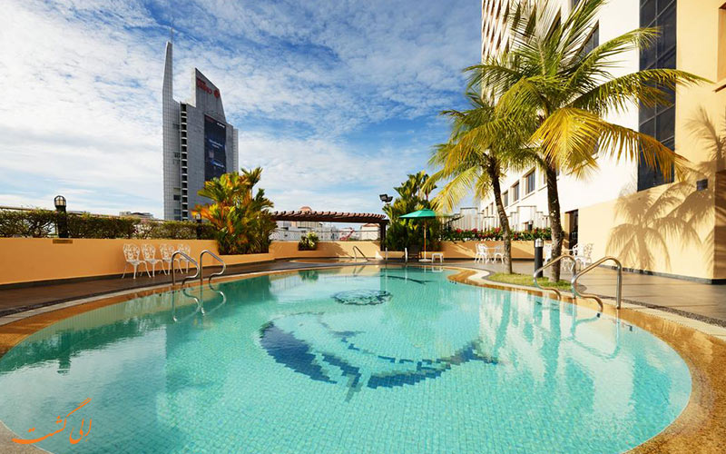 هتل سان وی جورج تاون پنانگ