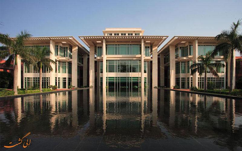 هتل جی پی پالاس آگرا هند