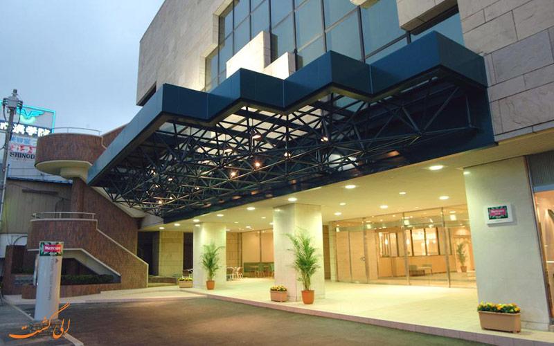 هتل مرکور ناریتا توکیو