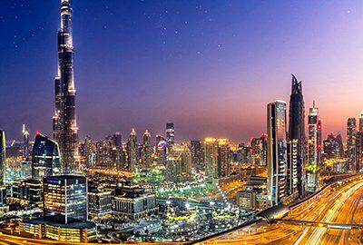 تفریح در شهر دبی