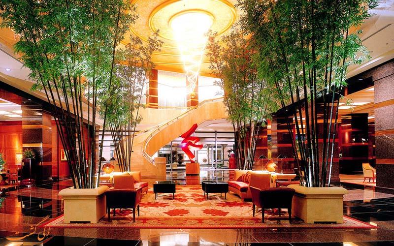 هتل کنراد سنتنیال سنگاپور | لابی