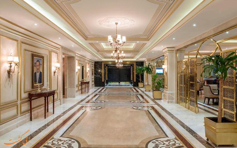هتل الیت ورلد وان | لابی