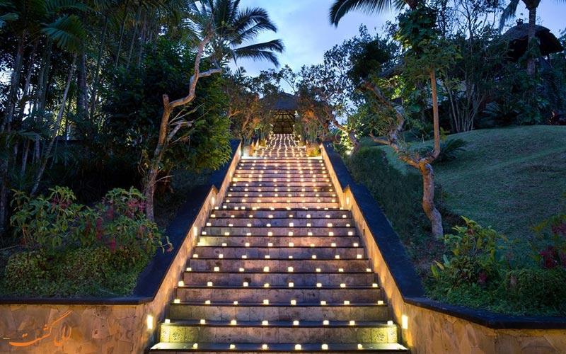 هتل هنگینگ گاردن بالی | محوطه