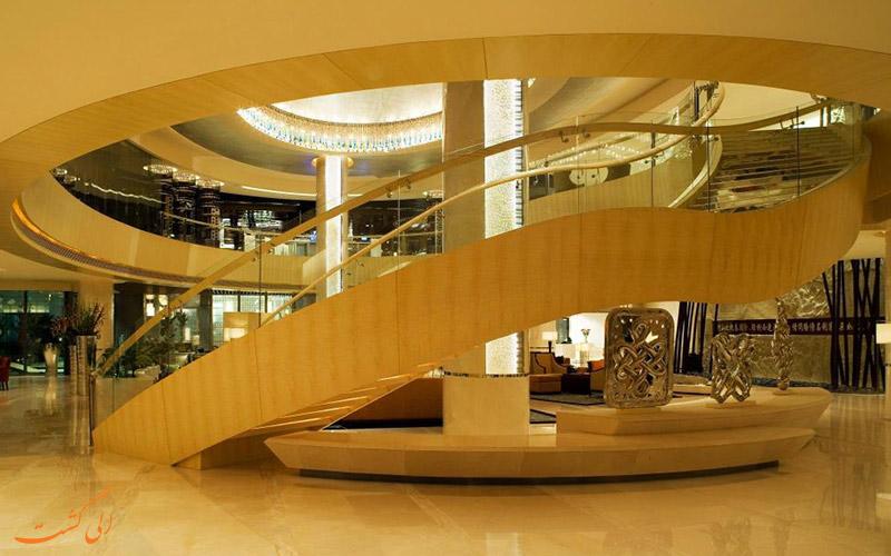 هتل جی دبلیو مریوت پکن | نمای داخلی
