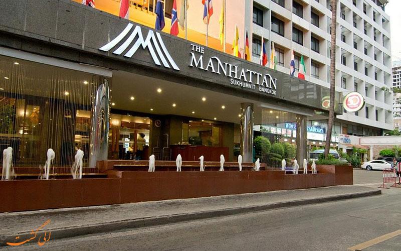 هتل منهتن بانکوک | نمای بیرونی