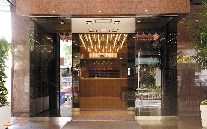 هتل مررود این آکاساکا توکیو ژاپن