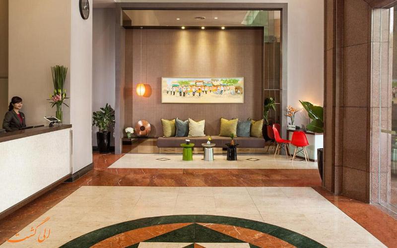 هتل سامرست گرند هانوی | لابی