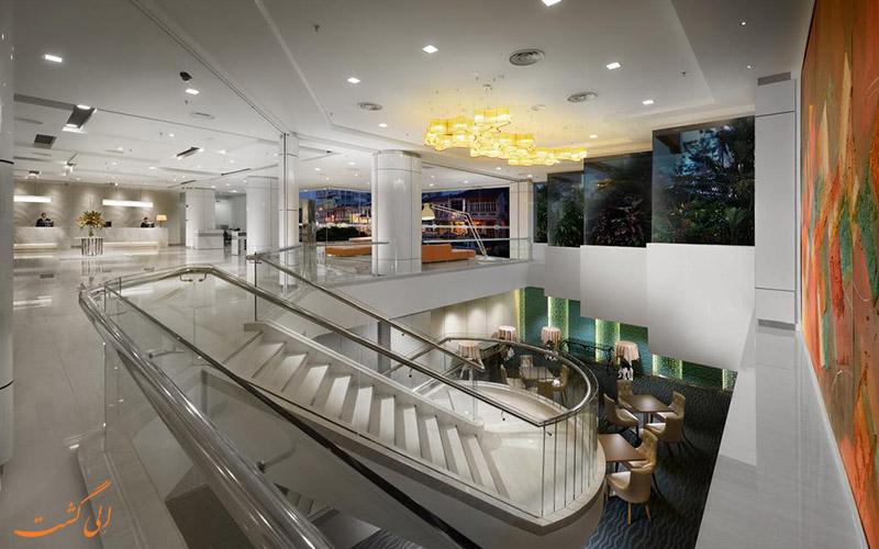 هتل سان وی جورج تاون پنانگ   نمای داخلی