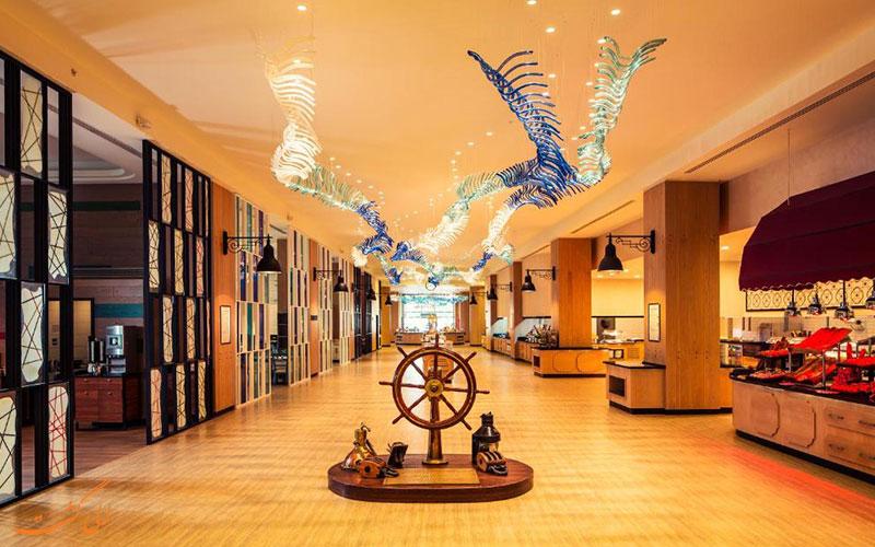 هتل تایتانیک بیچ لارا آنتالیا ترکیه