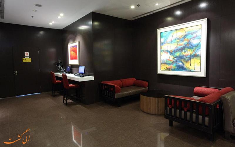 هتل ولیو تامسون سنگاپور | لابی