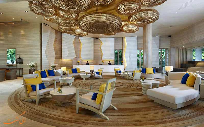 هتل آماری پوکت | لابی