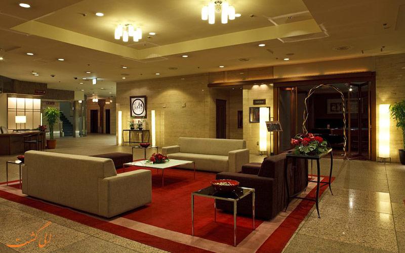 هتل مرکور ناریتا توکیو | لابی