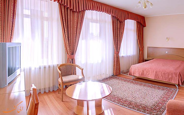 هزینه اقامت در هتل های کیف