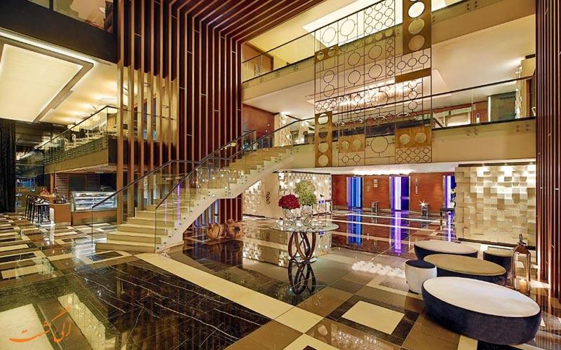 هتل آماری در دوحه قطر