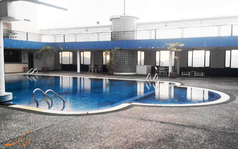 هتل داینستی کوالالامپور | استخر