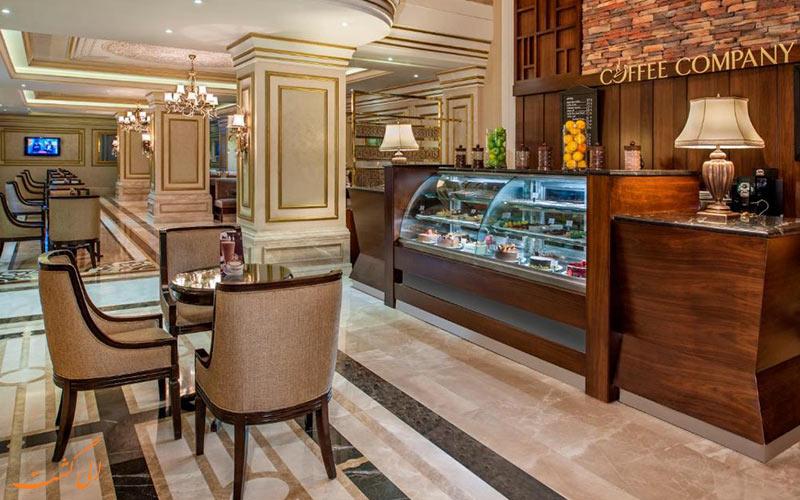 هتل الیت ورلد وان | کافه