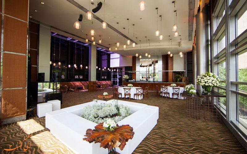 هتل گرند حیات سائوپائولو | لابی