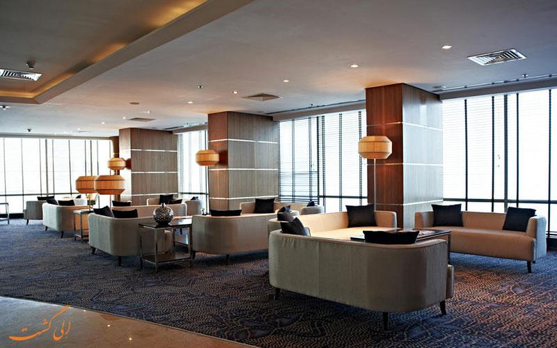 هتل اینترکنتینانتال دوحه