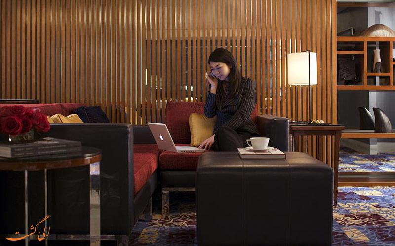 هتل جی دبلیو مریوت پکن | لابی