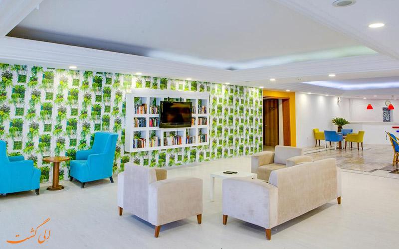 هتل لوانا سانتا ماریا در کوش آداسی | بخش مشترک نشیمن