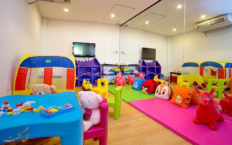 هتل نووتل ریزورت پوکت | باشگاه بازی کودکان