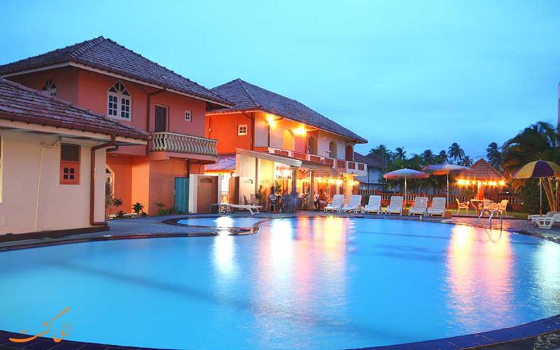 هتل پارادایس هالیدی ویلیج نگومبو | استخر