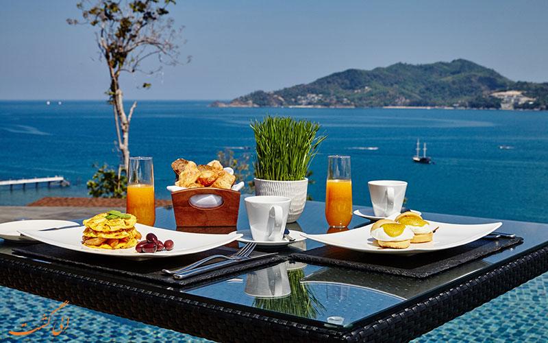 هتل آماری پوکت | صبحانه