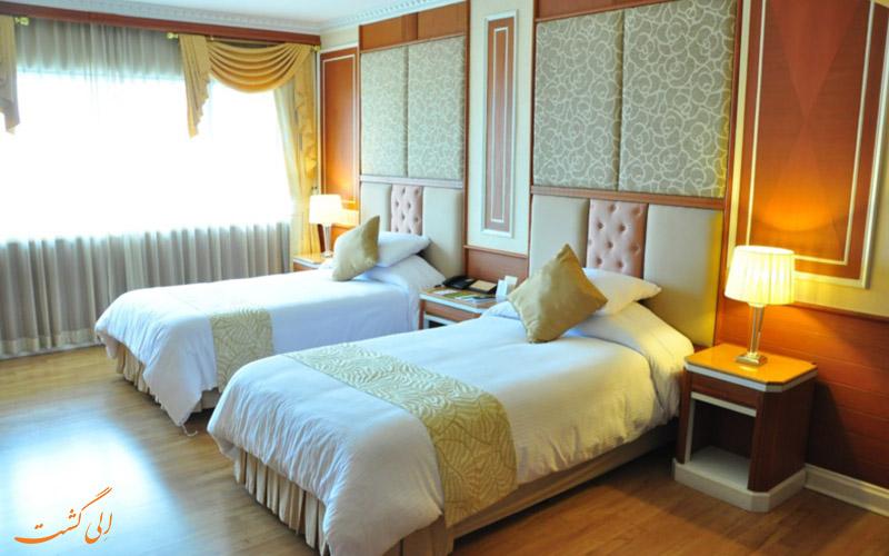 هتل آسیا بانکوک | اتاق تویین