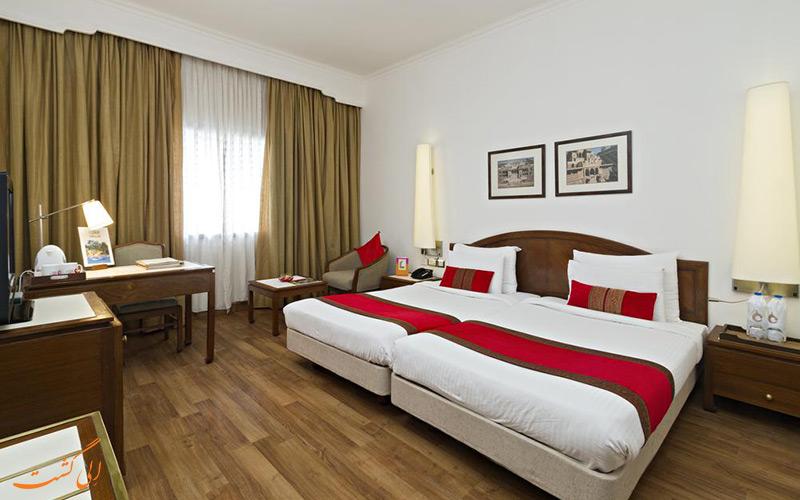 هتل کلارکس امر جیپور   نمونه اتاق