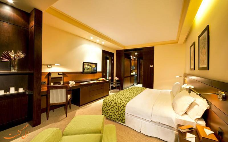 هتل کورال سوئیت الحمرا بیروت | اتاق