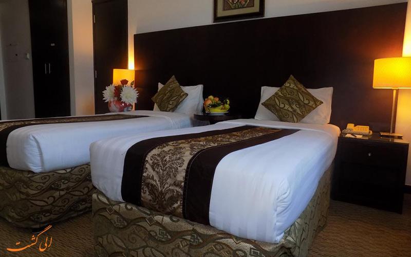 هتل دریم پالاس در دبی | اتاق