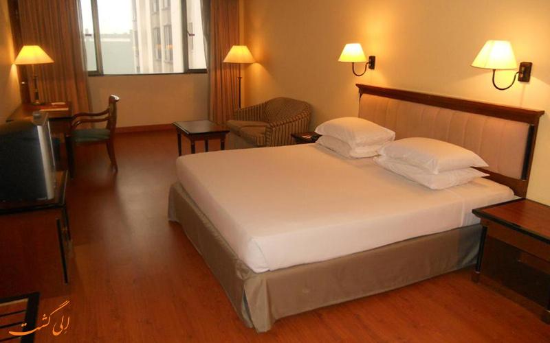 هتل داینستی کوالالامپور | نمونه اتاق