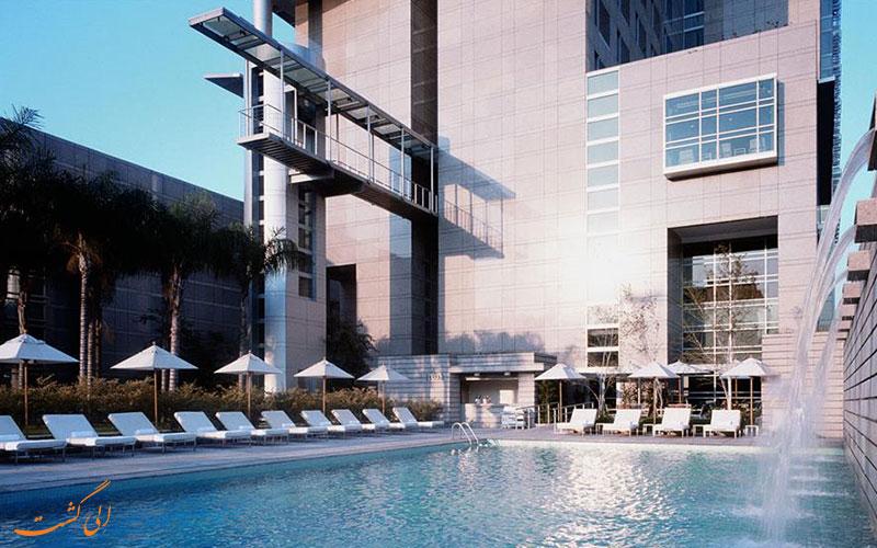 هتل گرند حیات سائوپائولو | استخر